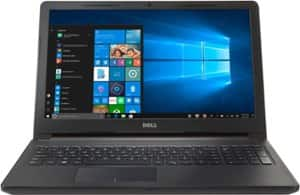 "Dell Inspiron 15.6"" Touchscreen Laptop: Intel Core i3-7130U, 8GB DDR4, 128GB SSD, Win 10 $299.99 + Free Shipping @ Best Buy"