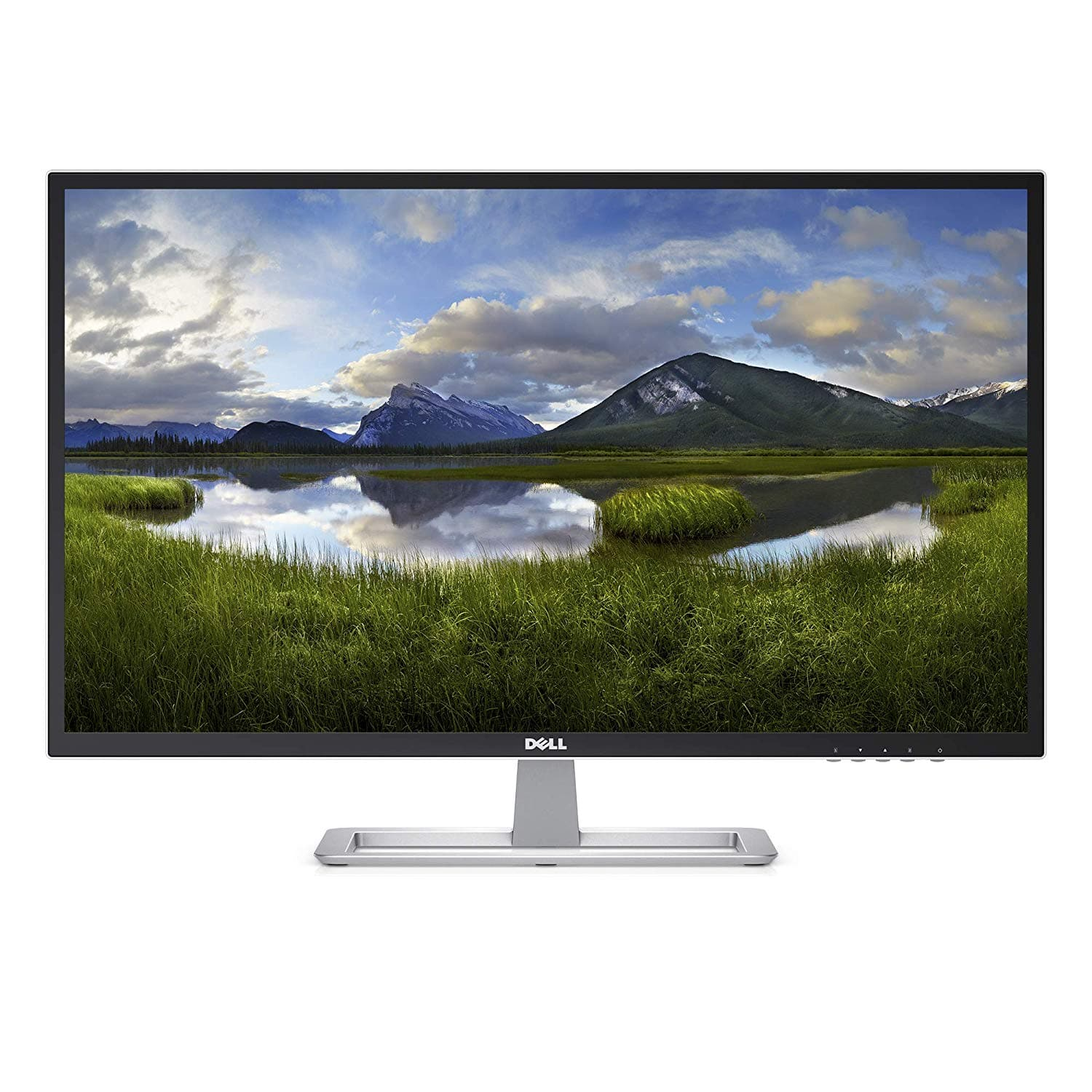 """31.5"""" Dell D3218HN 1080p IPS LED Monitor $109.99 + Free Shipping @ Staples"""