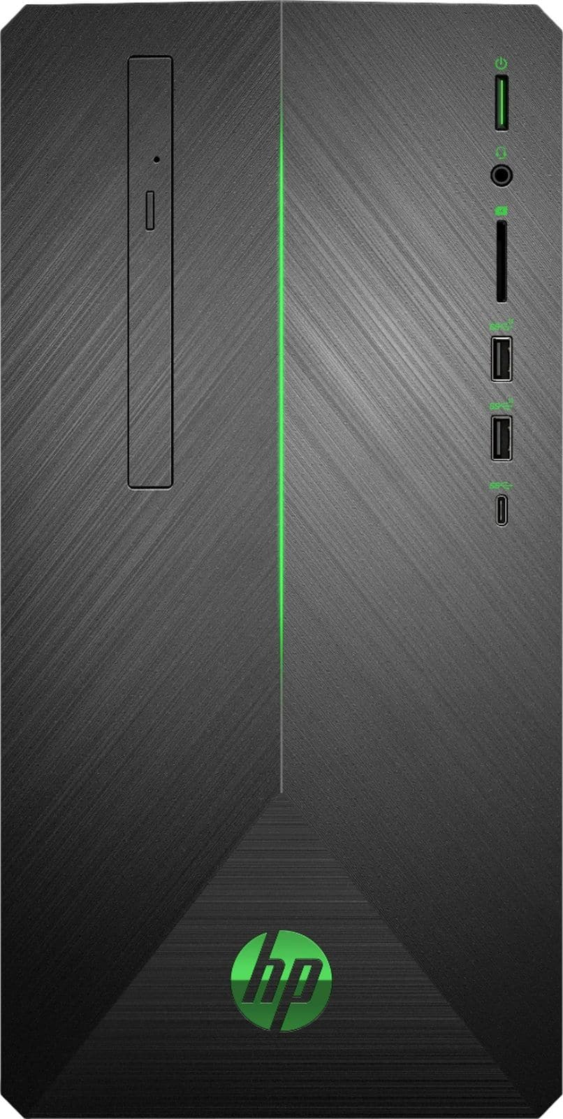 HP Pavilion Desktop: Ryzen 5 2400G, 8GB DDR4, 1TB HDD + 128GB SSD, RX 580 4GB, Win 10 $499.99 + Free Shipping @ Best Buy