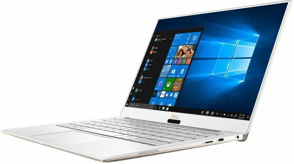 "Dell XPS 13 9370 Laptop: Intel Core i7-8550U, 13.3"" 4K Touchscreen, 8GB DDR3, 256GB SSD, Thunderbolt 3, Win 10 $949.99 + Free Shipping @ Microsoft via eBay"