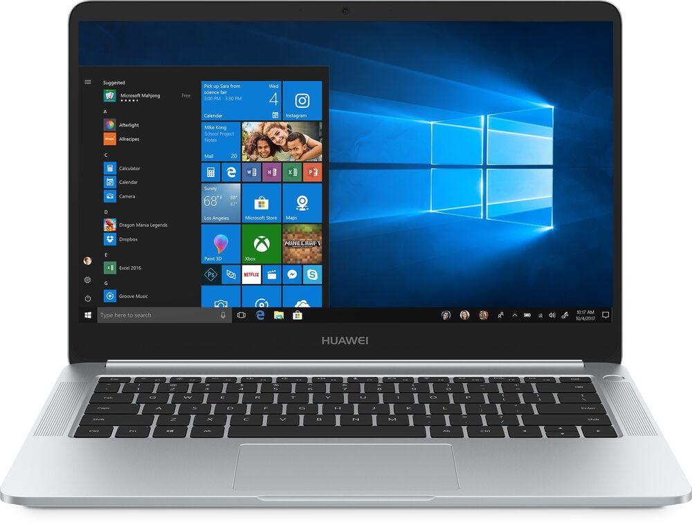"Huawei Matebook D Laptop: Intel Core i7-8550U, 14"" 1080p IPS Touchscreen, 8GB DDR3, 512GB SSD, MX150, Type-C, Win 10 $799 + Free Shipping @ Microsoft Store via eBay"