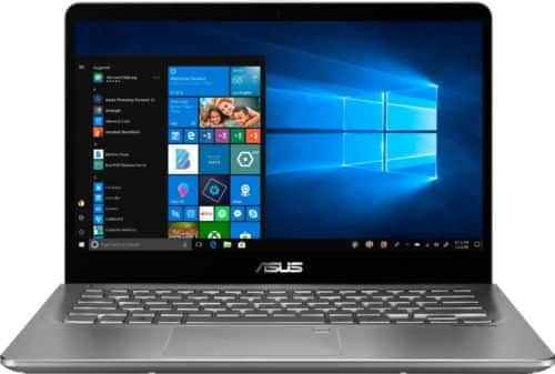 "Asus 2-in-1 Laptop: Intel Core i5-8250U, 14"" 1080p Touchscreen, 8GB DDR4, 128GB SSD, Type-C, Win 10 $499.99 or less + Free Shipping @ Best Buy"