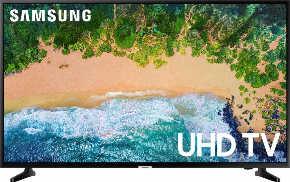 "40"" Samsung UN40NU6070 4K UHD HDR Smart LED HDTV $229.99 + Free Shipping @ Best Buy"