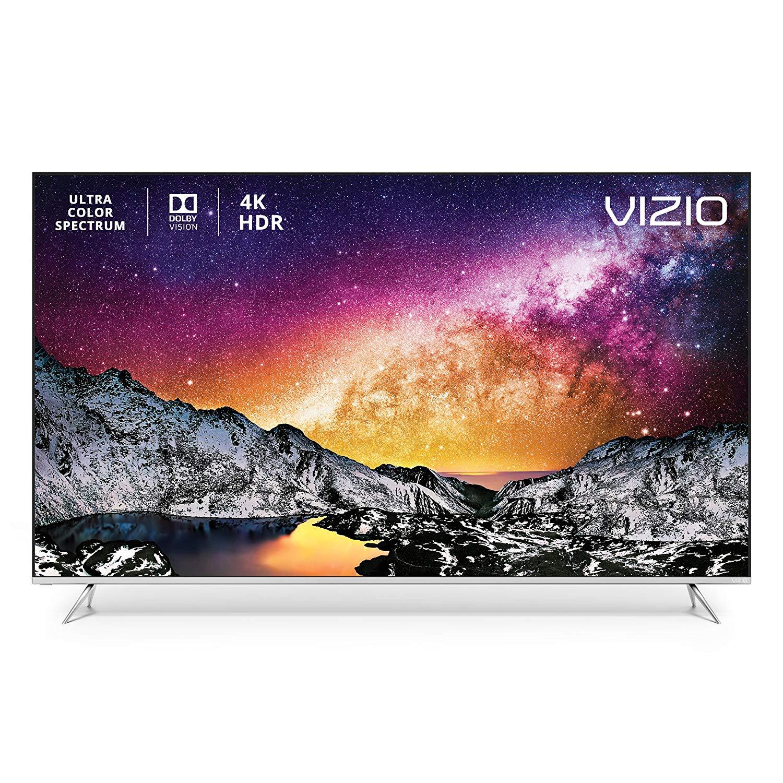 "55"" Vizio P55-F1 P-Series 4K UHD HDR Smart LED HDTV $598 + Free Shipping @ Walmart"