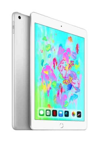 "Apple iPad 9.7""  WiFi Tablet, 6th Gen (New)  32GB $220.15, 128GB $297.58 + Free Shipping @ Vip Outlet via eBay"
