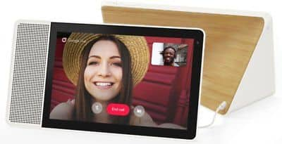 "Lenovo 8"" Smart Display w/ Google Assistant (Refurbished) $55.20 + Free Shipping @ Vip Outlet via eBay"