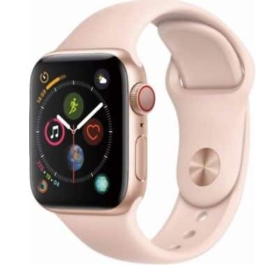 Apple Watch Series 4 40mm GPS + Cellular Smartwatch (Refurbished) $295.20 + Free Shipping @ Vip Outlet via eBay