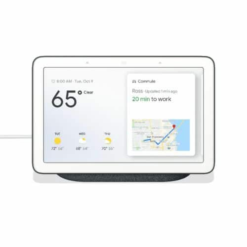"Google Home Hub 7"" Smart Display w/ Google Assistant (Charcoal) $52.79 + Free Shipping @ Vip Outlet via eBay"