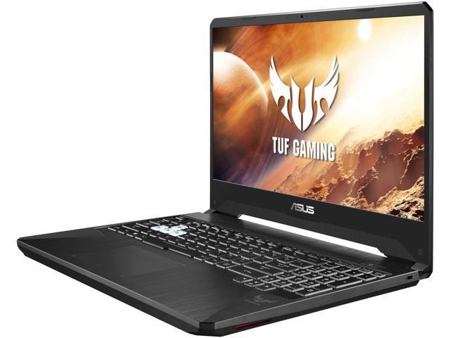 "Asus TUF FX505 Laptop: Ryzen 7 3750H, 15.6"" 1080p IPS 120Hz, 8GB DDR4, 512GB SSD, GTX 1650, Win 10 $869.99 AC + Free Shipping @ Newegg"