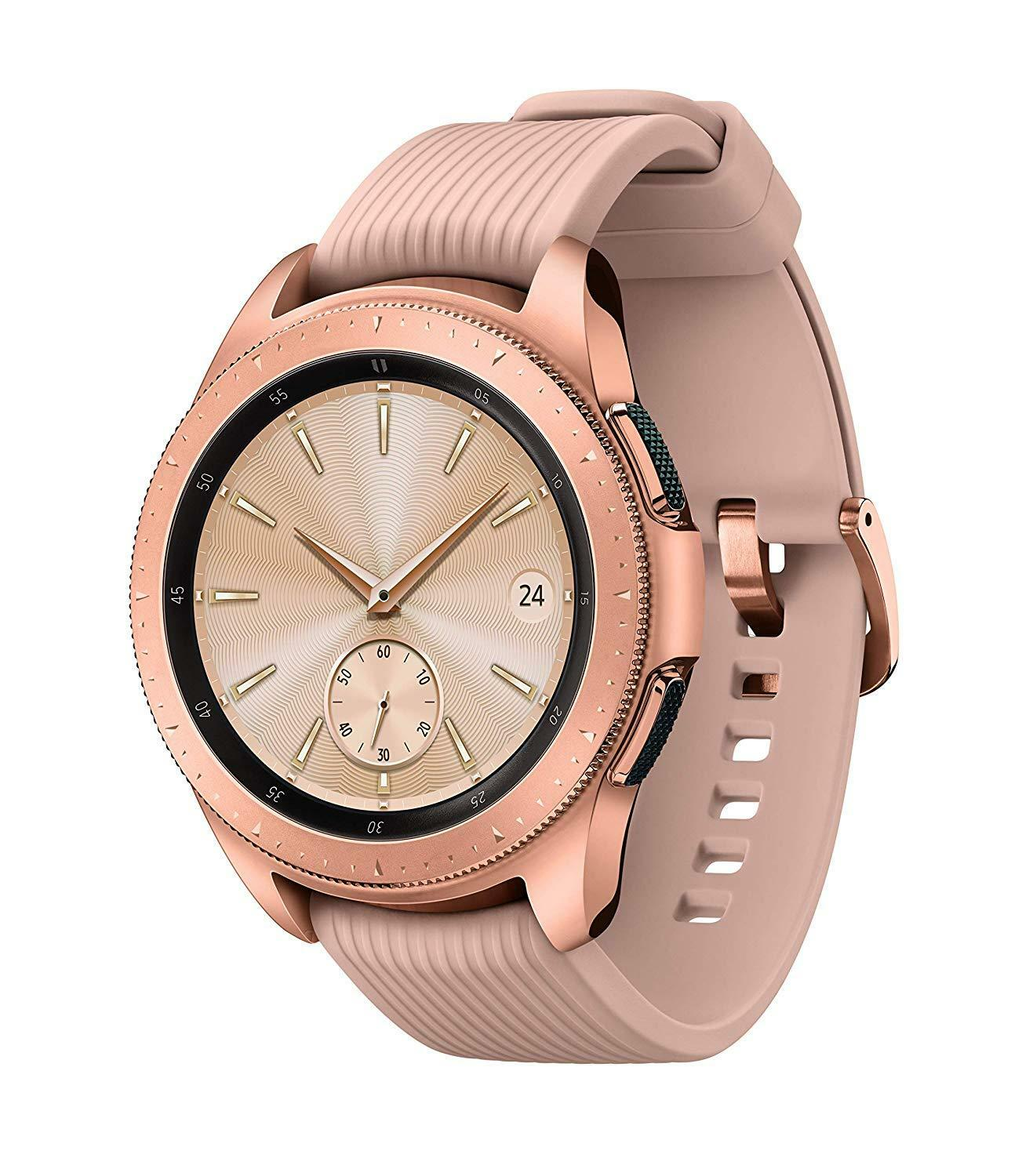 Samsung Galaxy 42mm Smartwatch (Refurbished) $119.20 & More + Free Shipping @ Vip Outlet via eBay
