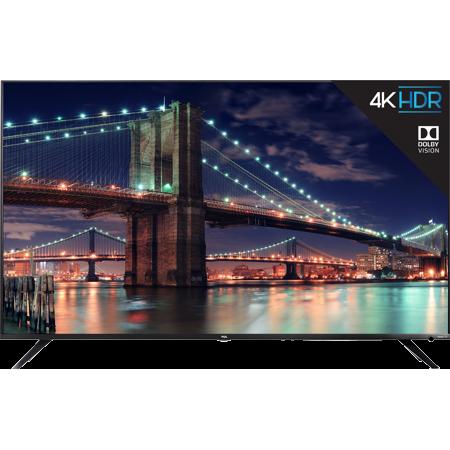 "65"" TCL 65R617 4K UHD Dolby Vision HDR Roku Smart LED HDTV (Refurbished) $429.99 + Free Store Pickup @ Walmart"