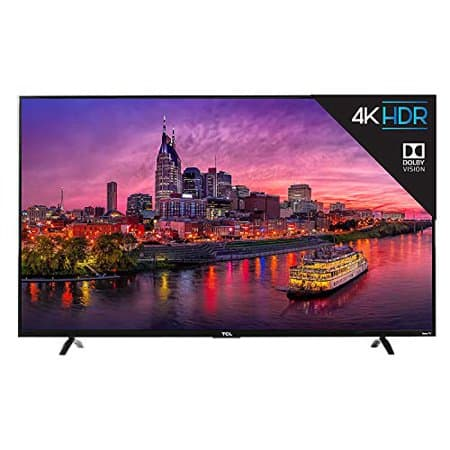 "55"" TCL 55P607 4K UHD HDR Roku Smart LED HDTV (Refurbished) $219.99 + Free Shipping @ Walmart"