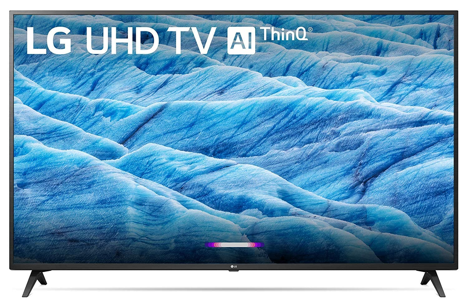 "LG UM7300PUA 4K UHD HDR Smart LED HDTV w/ AI ThinQ (2019 Model): 43"" $237.15, 49"" $294.44, 65"" $616.99 + Free Shipping @ Rakuten"