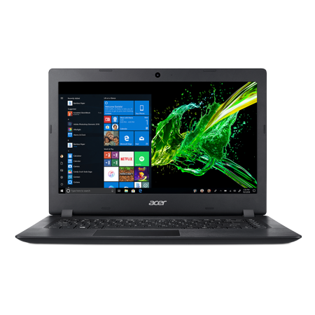 "Acer Aspire 3 14"" Laptop: AMD A9-9420e, 4GB DDR4, 128GB SSD, Radeon R5, Win 10 $209 + Free Shipping @ Walmart"