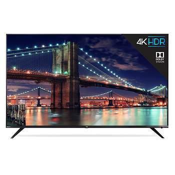 "55"" TCL 55R613 4K UHD HDR Roku Smart LED HDTV $459.99, 65"" 65R613 $669.99 + Free Shipping @ Costco"