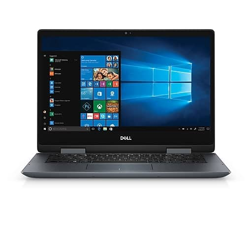 """Dell Inspiron 14 5482 2-in-1 Laptop: Intel Core i5-8265U, 14"""" 1080p IPS Touchscreen, 12GB DDR4, 256GB SSD, Win 10 $519.99 AC + Free Shipping @ Staples"""