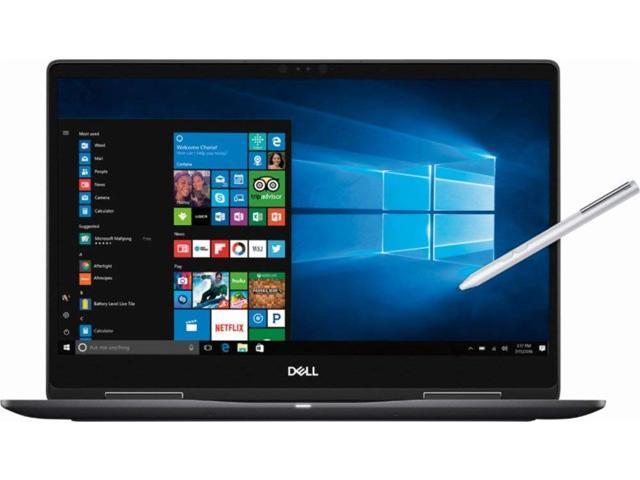 "Dell Inspiron 7000 2-in-1 Laptop: Intel Core i7-8550U, 15.6"" 4K Touchscreen, 16GB DDR4, 256GB SSD, MX130, Win 10 $799.99 + Free Shipping @ Newegg"