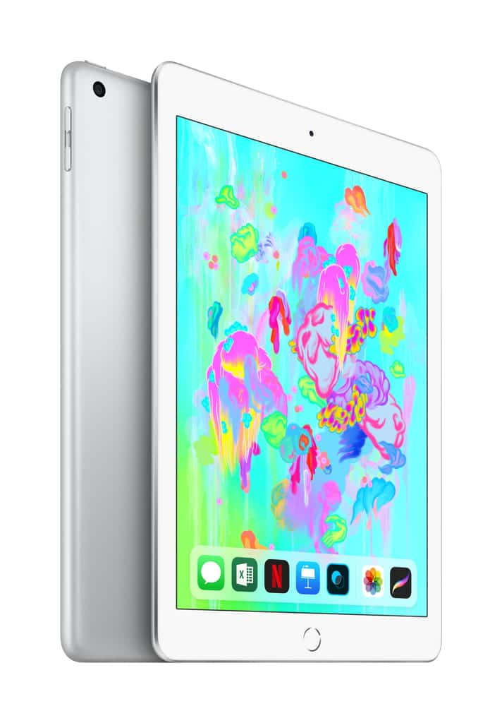 "128GB Apple iPad 6th Gen 9.7"" WiFi Tablet (2018 Model) $299 + Free Shipping @ Walmart"