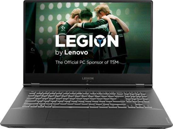"Lenovo Legion Y540 Laptop: Intel Core i7-9750H, 17.3"" 1080p 144Hz IPS, 16GB DDR4, 1TB SSD, GTX 1660 Ti, Win 10 $1099.99 + Free Shipping @ Best Buy"