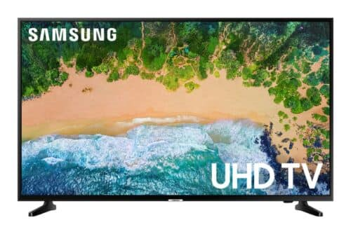 "50"" Samsung UN50NU6900 4K UHD HDR Smart LED HDTV (Refurbished) $175.20 + Free Shipping @ Vip Outlet via eBay"