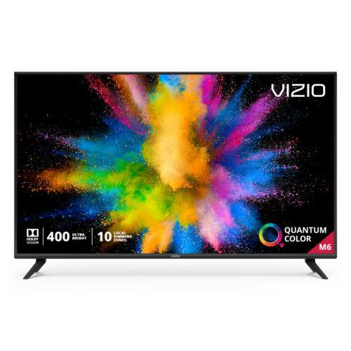 "55"" Vizio M556-G4 Quantum 4K UHD HDR Smart LED HDTV 2019 (Refurbished) $231.20 + Free Shipping @ Vip Outlet via eBay"