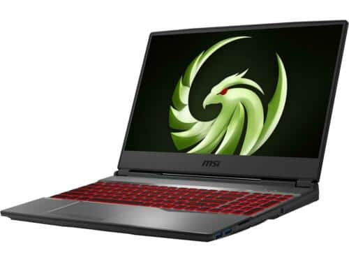 "MSI Alpha 15 A3DD-003 Laptop: Ryzen 7 3750H, 15.6"" 1080p 120Hz IPS, 8GB DDR4, 512GB SSD, RX 5500M 4GB, Type-C, Win 10 $739 + Free Shipping @ Newegg via eBay"