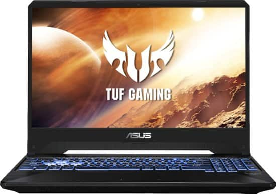 "Asus TUF FX505 Laptop: Ryzen 5 3550H, 15.6"" 1080p 120Hz IPS, 16GB DDR4, 512GB SSD, RTX 2060, Win 10 $949.99 + Free Shipping @ Best Buy"