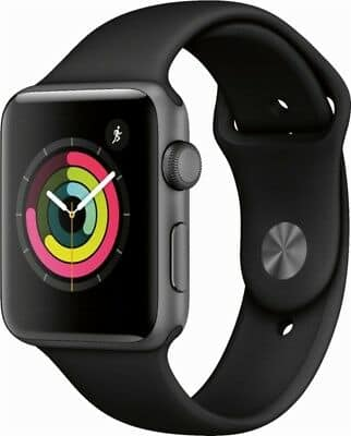 Apple Watch Series 3 GPS + Cellular Smartwatch (Refurbished, Grade A): 38mm $174.25, 42mm $194.65 + Free Shipping @ Vip Outlet via eBay