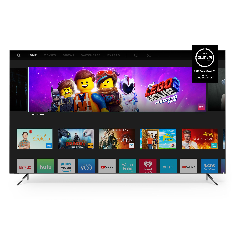 "65"" Vizio PX65-G1 Quantum X P-Series 4K UHD HDR Smart LED HDTV 2019 Model (Refurbished) $739.99 + Free Store Pickup @ Walmart"