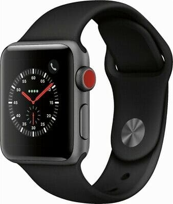 Apple Watch Series 3 38mm GPS + Cellular Smartwatch (Refurbished, Grade A) $146.20 AC + Free Shipping @ Vip Outlet via eBay