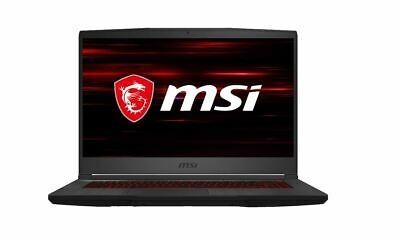 "MSI GF65 9SEXR Laptop: Intel Core i5-9300H, 15.6"" 1080p 120Hz IPS, 8GB DDR4, 512GB SSD, RTX 2060, Win 10 $849 + Free Shipping @ eBay"