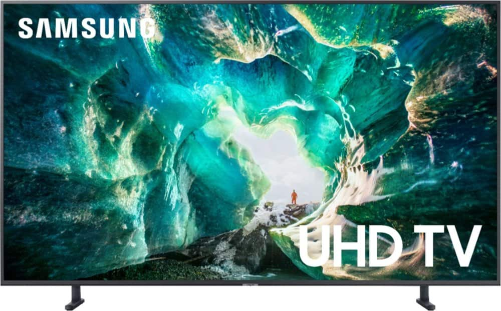 "65"" Samsung UN65RU800D 4K UHD HDR Smart LED HDTV 2019 Model (Refurbished) $639 + Free Store Pickup @ Walmart"