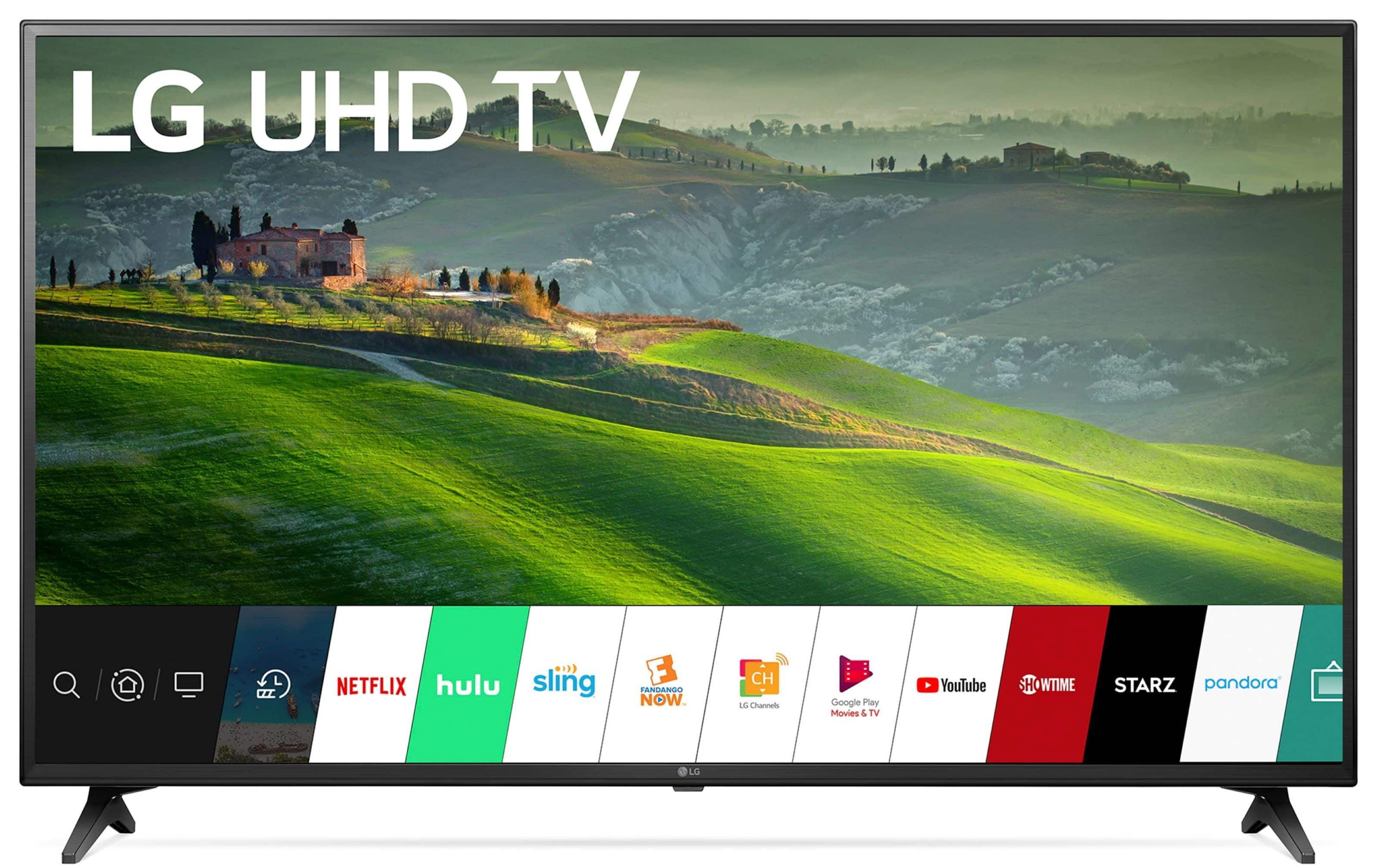 "49"" LG 49UM6950DUB 4K UHD HDR Smart LED HDTV 2019 Model (Refurbished) $199.99 & More + Free Shipping @ Walmart"