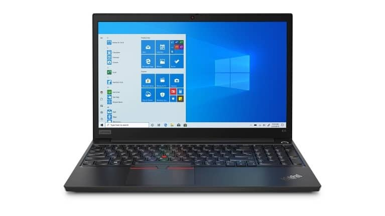"Lenovo Thinkpad E15 Laptop: Intel Core i5-10210U, 15.6"" 1080p, 8GB DDR4, 256GB SSD, Win 10 Pro $649.99 + Free Shipping @ Microsoft via eBay"
