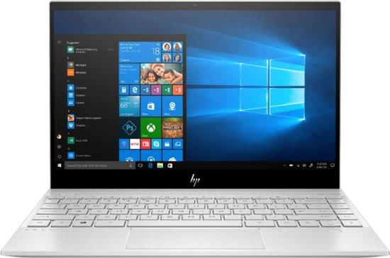 "HP Envy Laptop: Intel Core i7-1065G7, 13.3"" 4K IPS Touchscreen, 8GB DDR4, 512GB SSD, Win 10 $699.99 w/ EDU Discount + Free Shipping @ Best Buy"