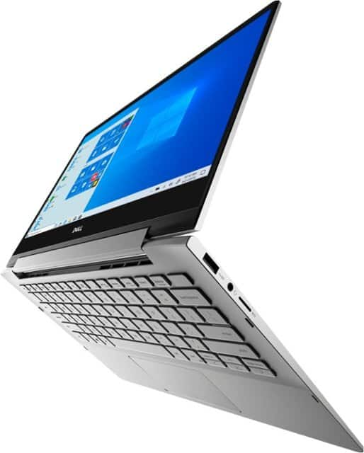 "Dell Inspiron 7000 2-in-1 Laptop: Intel Core i5-10210U, 13.3"" 1080p Touchscreen, 8GB DDR3, 512GB SSD, Thunderbolt 3 $549.99 & More w/ EDU Discount + Free Shipping @ Best Buy"