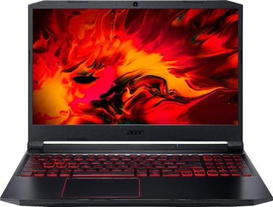 "Acer Nitro 5 Gaming Laptop: Intel Core i5-10300H, 17.3"" 1080p IPS, 8GB DDR4, 512GB SSD, GTX 1650 Ti, Win 10 $749.99 + Free Shipping @ Best Buy"