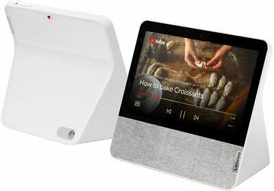 "7"" Lenovo Smart Display w/ Google Assistant (Refurbished) $47.66 AC + Free Shipping @ eBay"