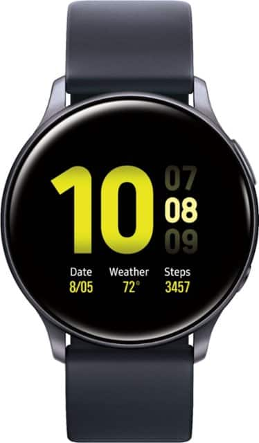 Samsung Galaxy Watch Active2 Smartwatch: 40mm $179.99, 44mm $199.99 @ Best Buy