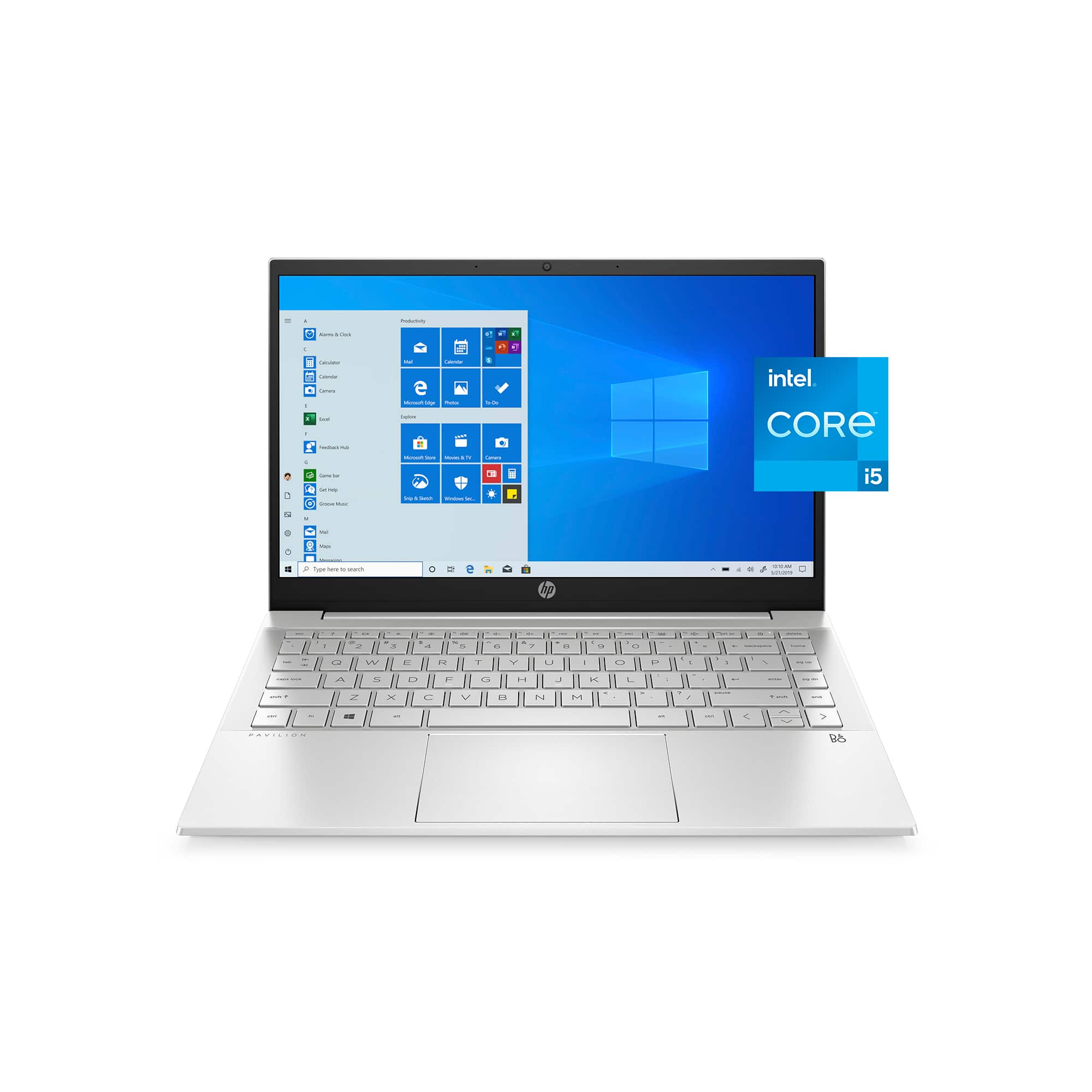 "HP Pavilion Laptop: Intel Core i5-1135G7, 14"" 1080p IPS, 8GB DDR4, 256GB SSD $549 + Free Shipping @ Walmart"