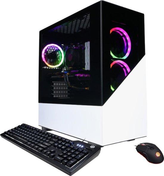 CyberPowerPC Gamer Master Desktop: Ryzen 5 3600, 16GB DDR4, 500GB SSD + 1TB HDD, RX 5600 XT $749.99 @ Best Buy