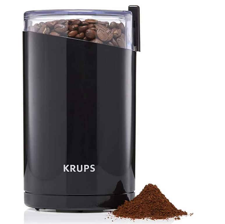KRUPS Stainless Steel Electric Coffee and Spice Grinder $13.88 ---Walmart walk in store price only