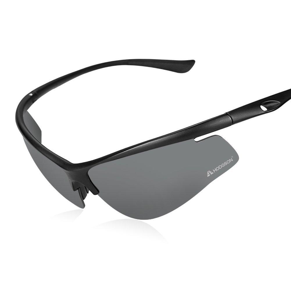 HODGSON Polarized Sports Sunglasses for Men or Women $8.99