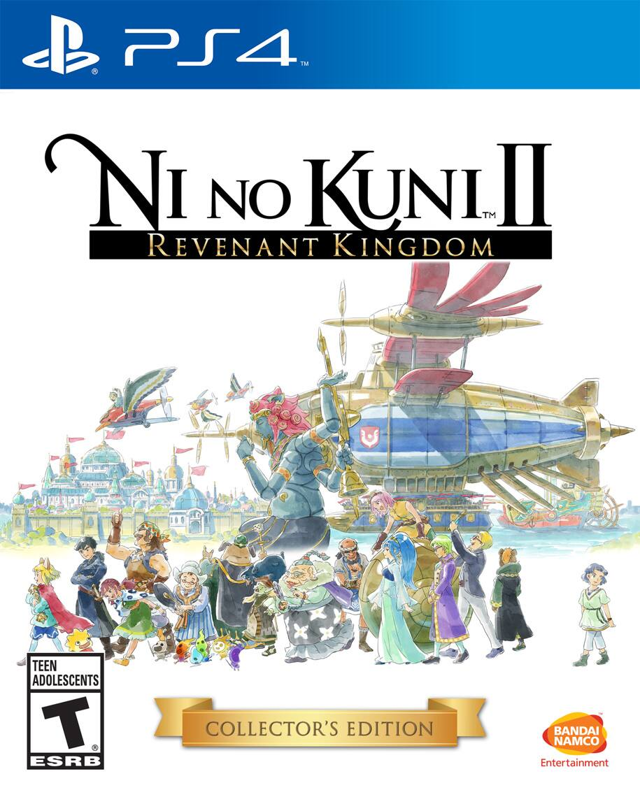 Ni no Kuni II: Revenant Kingdom Collector's Edition PlayStation 4 $59.97 Free Shipping