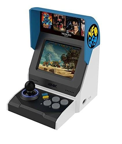 NEOGEO Mini International $50 Amazon