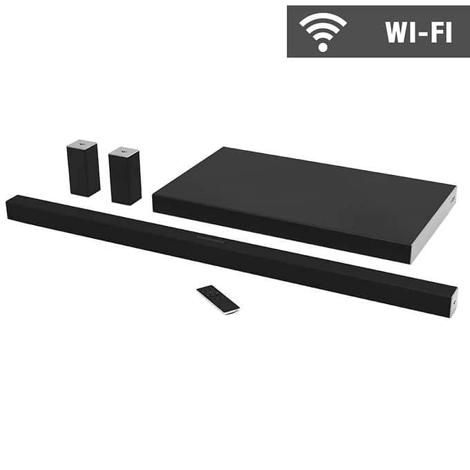 "Vizio SB4551-D5 45"" 5.1 Channel SmartCast™ Soundbar System for $249.99"