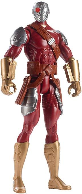 "$3.14 Batman Mechs vs. Mutants 12"" Deadshot Action Figure (Add-On)"