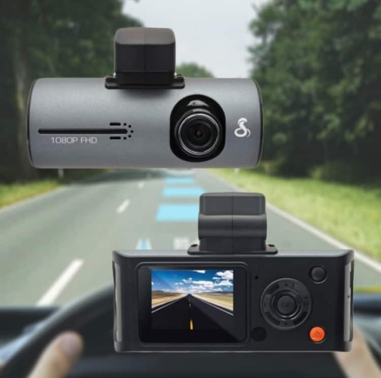 Cobra CDR 840 Professional-Grade 1080P Dash Cam with GPS (Refurbished)- $29.99 + $2.99 Shipping (w/Frys weekly promo code) *Lowest price*