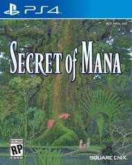 Pre-Order: Playstation 4 Secret Of Mana Physical COPY $39.99 Only at Gamestop