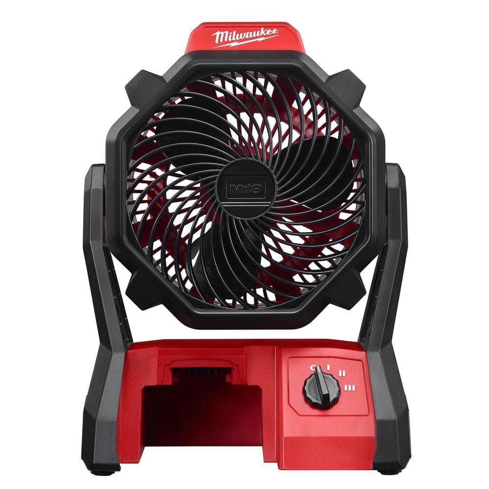M18 18-Volt Lithium-Ion Cordless Jobsite Fan (Tool-Only) $69